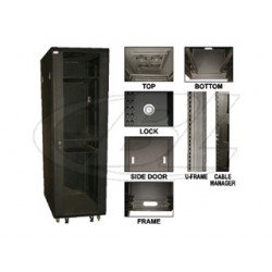 Rack (FSC) Free Standing with Cable Management RF