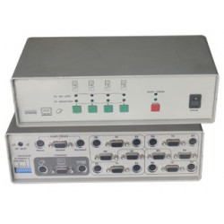KVM Switches Auto MPC1-41PN