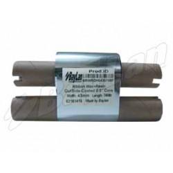 Ribbon Wax Resin BRWROH043074SF