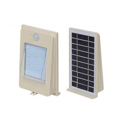Solar LED Wall Lights S0100A02-01BP