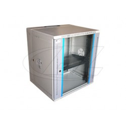 Rack Switch Cabinets Dual Section RWDR12UGG