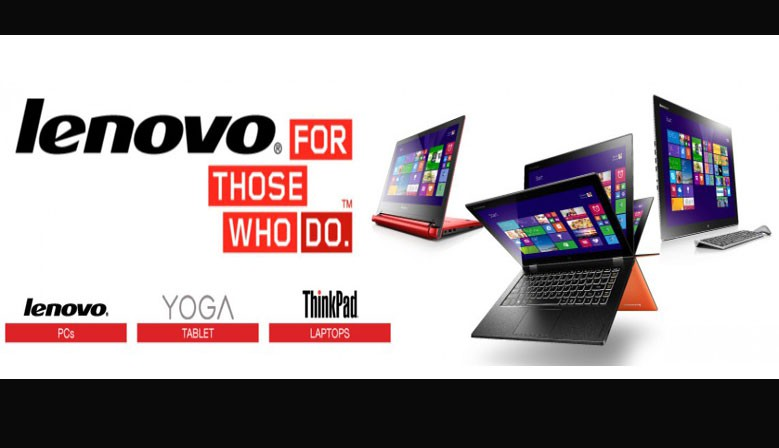 Lenovo Products Banner