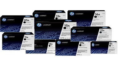 HP Toner Products