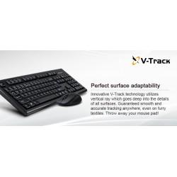 Wireless Desktop PADLESS 7100N