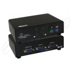 KVM Switches Manual MPC321E