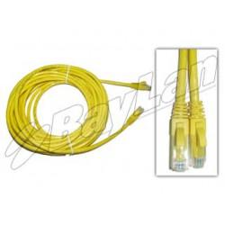 Drop/Patch Cables   UTP Cat-6 BPCU6S10MYL