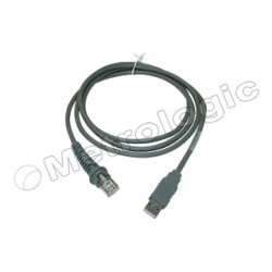 Scanner Cable & Stands 59-59235D-N-3