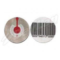 EAS Paper Label BRLSU0605
