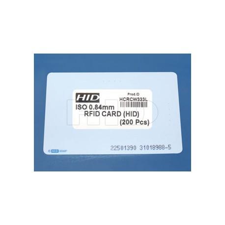 Cards RFID PVC HCRCW333L