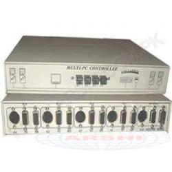 KVM Switches Manual MKR-401N+EM