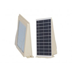 Solar LED Wall Lights S0100D05-01BP