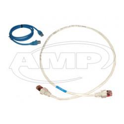Drop/Patch Cables   UTP Cat-6 219889-3